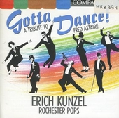 Gotta dance! A trib. to Fred Astaire