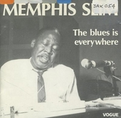 The blues is everywhere