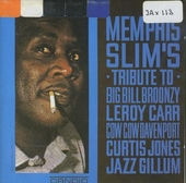 Memphis Slim's tribute to Big Bill Broonzy