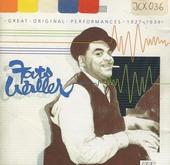 Great orig.performances 1927-1934