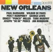 Atlantic jazz : New Orleans
