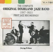 First jazz recordings! 1917-1921