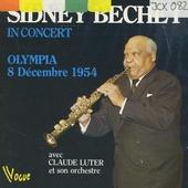 In concert Olympia 8 dec. 1954