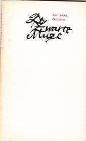 De zwarte muze : gedichten
