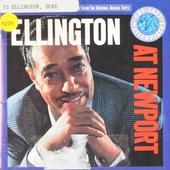 Ellinton at Newport 7 july 1956