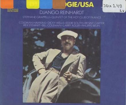 Djangologie / USA. vol.1