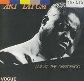 Live at the crescendo