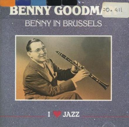 Benny in Brussels. Vol. 1 & Vol. 2