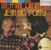 Jean-Luc Ponty & Stephane Grappelli : violin summit