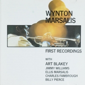 Wynton Marsalis' first recordings : The bubba's sessions
