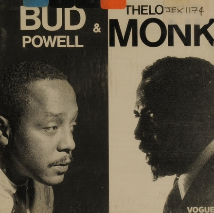 Thelonious Monk & Bud Powell
