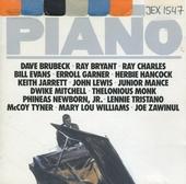 Atlantic jazz : piano