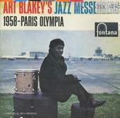 1958 Paris Olympia. Vol. 69