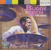 The amazing Buddy Rich-time being