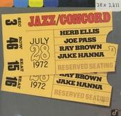 Pass/brown/hanna: jazz concord '72