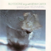 Sings with Benny Carter