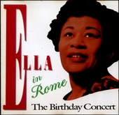 Ella in Rome-the Birthd.conc. 1958