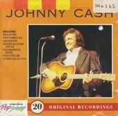 The best of Johnny Cash : 20 original recordings