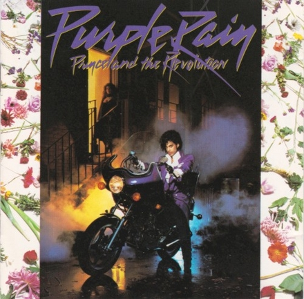 Purple rain : music from the motion picture
