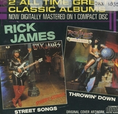 Street songs/throwin' down