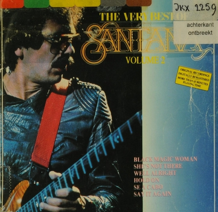 The very best of Santana. vol.2