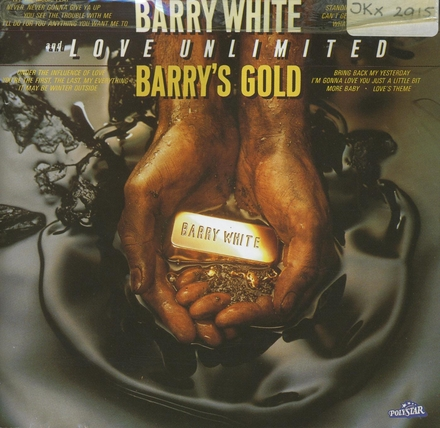 Barry's gold