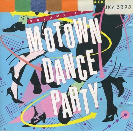 Motown dance party. vol.2