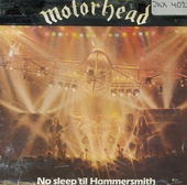 No sleep'til Hammersmith