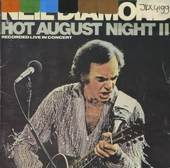 Hot august night 2 live