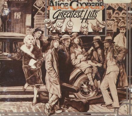 Alice Cooper's greatest hits