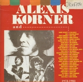 Alexis korner and...1972-1983