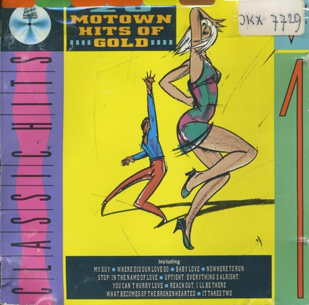 Motown hits of gold. Vol. 1