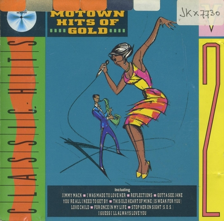 Motown hits of gold. Vol. 2