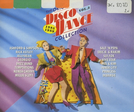 The original disco dance collection 1985-1989. Vol. 3
