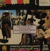 Musique traditionelle métisse hispano-chilienne