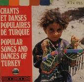 Chants et danses populaires de Turquie
