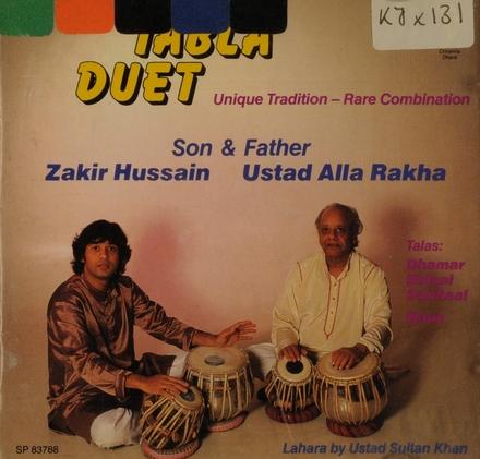 Tabla duet