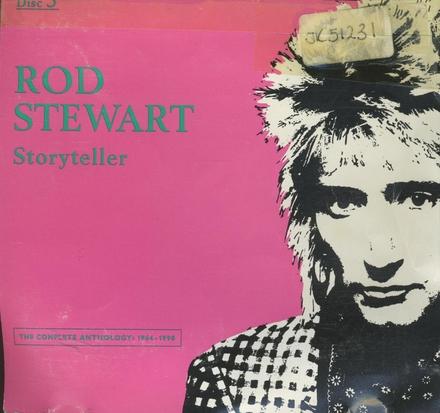 Storyteller 1964-1990 disc 3