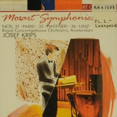 Symphony no.31 in D, K.297