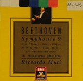 """Symphony no.9 in d minor, op.125 (""""choral"""")"""