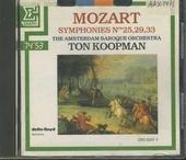 Symphonies KV 201, KV 319, KV 183