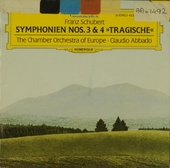 Symphonie no.3 D 200