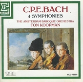 Symphonies Nos 1-4