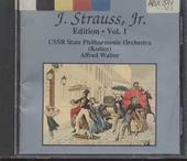 Complete orchestral works J. Strauss, Jr.. Vol. 1