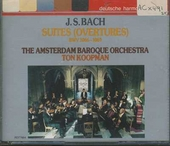 Ouvertüren-Suiten BWV 1066-1069