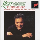 Hungarian rhapsodies for orchestra