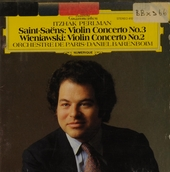 Konzert für Violine und Orchester no.3 op.61