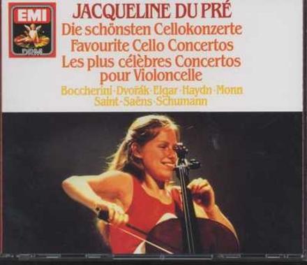 Die schönsten Cellokonzerte