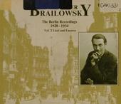 The Berlin recordings 1928-1934 Vol.2. vol.2
