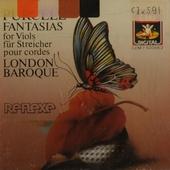 Fantasias for viols